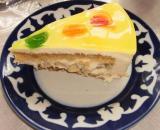 Торт суфле и желе. Как приготовить.