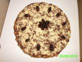 Манка. Пирог из манки с молоком